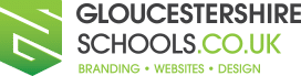 GloucestershireSchools.co.uk school branding websites design logo