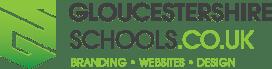 GloucestershireSchools.co.uk school branding websites design logo