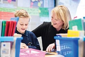 Warden Hill Primary School Head Teacher Georgina Flooks